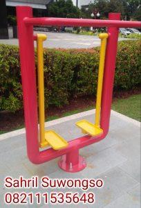 alat fitnes outdoor