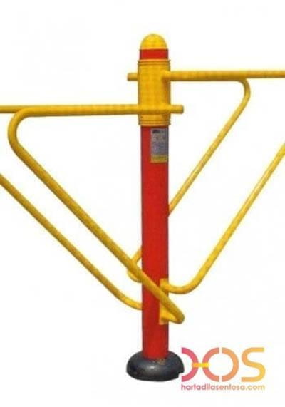 15. Single Pole Paralel Bar