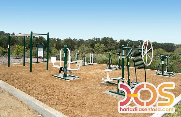 Alat fitness Outdoor Murah