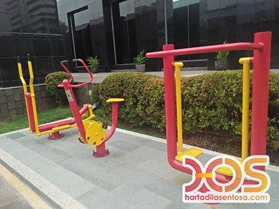 Alat Fitness Outdoor