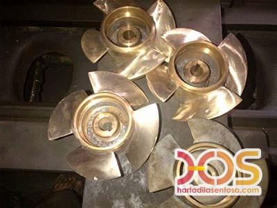 Jasa Pengecoran Aluminium